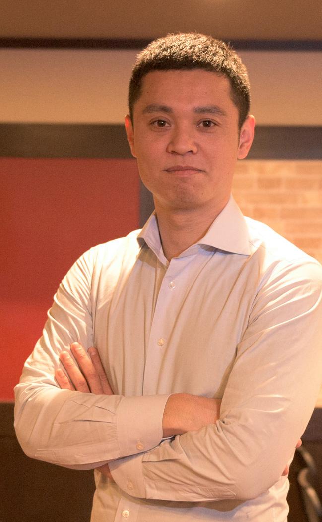 株式会社SFO 代表取締役 平良翔太ボディ